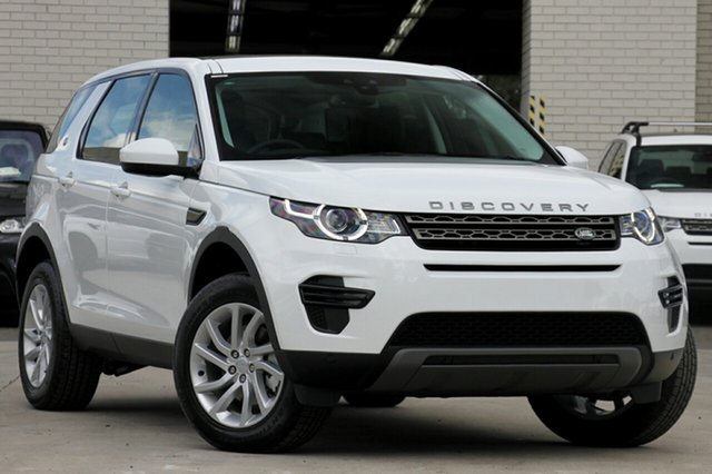 New Land Rover Discovery Sport TD4 (110kW) SE 7 Seat, Concord, 2019 Land Rover Discovery Sport TD4 (110kW) SE 7 Seat Wagon