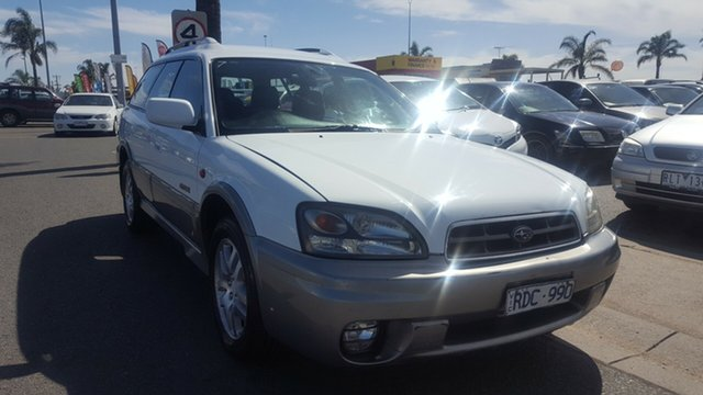 Used Subaru Outback AWD, Cheltenham, 2001 Subaru Outback AWD Wagon