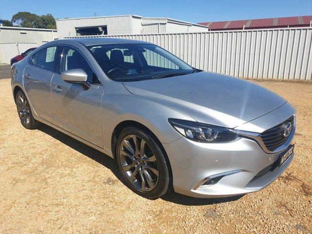 Used Mazda 6 GT SKYACTIV-Drive, Warrnambool East, 2018 Mazda 6 GT SKYACTIV-Drive Sedan