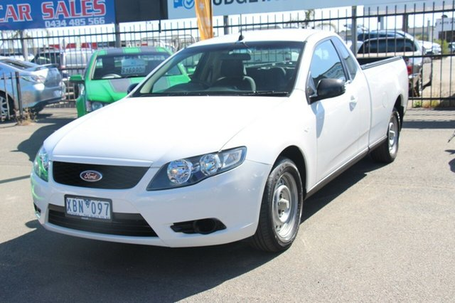 Used Ford Falcon Ute Super Cab, Cheltenham, 2008 Ford Falcon Ute Super Cab Utility