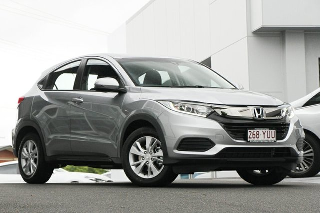 Demonstrator, Demo, Near New Honda HR-V VTi, Indooroopilly, 2018 Honda HR-V VTi Hatchback