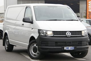 2018 Volkswagen Transporter TDI450 SWB DSG Van.