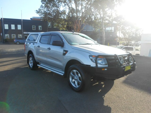 Used Ford Ranger XL Double Cab, Nowra, 2013 Ford Ranger XL Double Cab Utility