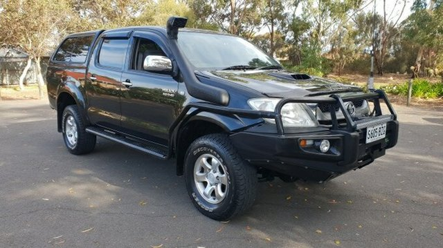 Used Toyota Hilux SR5 (4x4), Melrose Park, 2009 Toyota Hilux SR5 (4x4) Dual Cab Pick-up
