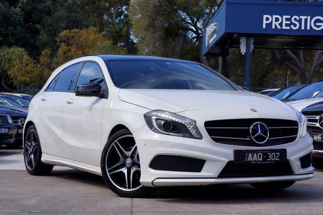 Used Mercedes-Benz A180 D-CT, Balwyn, 2014 Mercedes-Benz A180 D-CT Hatchback