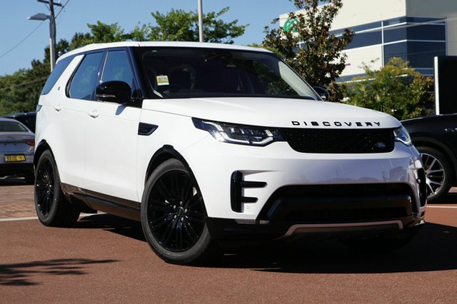 New Land Rover Discovery SD6 HSE Luxury, Osborne Park, 2019 Land Rover Discovery SD6 HSE Luxury Wagon
