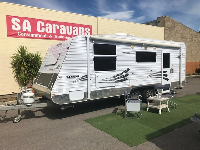 Used Creative Tanami 21' with Rear Ensuite, Klemzig, 2011 Creative Tanami 21' with Rear Ensuite Caravan