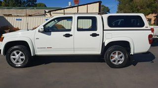 2011 Holden Colorado LX-R (4x4) Crew Cab Pickup.