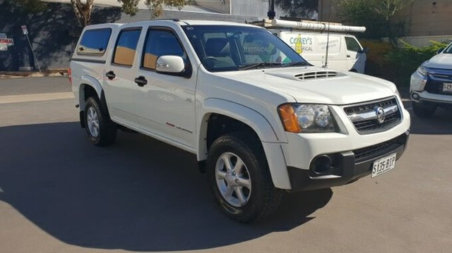 Used Holden Colorado LX-R (4x4), Melrose Park, 2011 Holden Colorado LX-R (4x4) Crew Cab Pickup