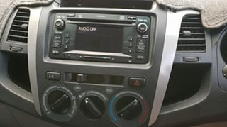 2009 Toyota Hilux SR5 (4x4) Dual Cab Pick-up.