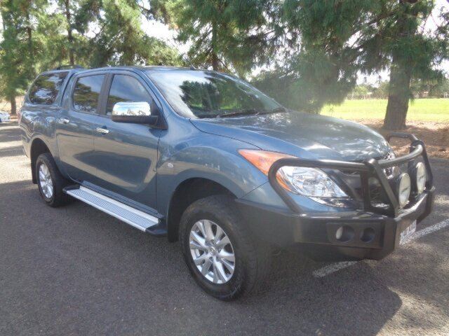 Used Mazda BT-50 GT, Nailsworth, 2013 Mazda BT-50 GT Utility