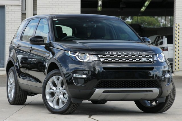 New Land Rover Discovery Sport TD4 (110kW) HSE 5 Seat, Concord, 2019 Land Rover Discovery Sport TD4 (110kW) HSE 5 Seat Wagon