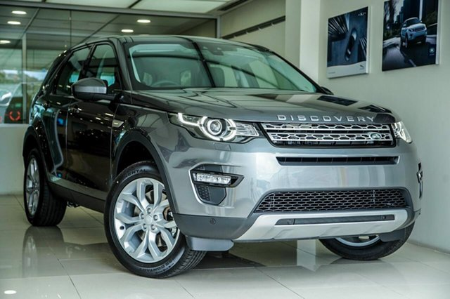 New Land Rover Discovery Sport, Brookvale, 2019 Land Rover Discovery Sport Wagon