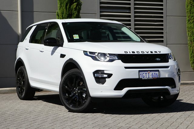 Demonstrator, Demo, Near New Land Rover Discovery Sport TD4 132kW HSE, Cannington, 2019 Land Rover Discovery Sport TD4 132kW HSE Wagon