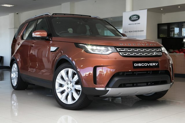 New Land Rover Discovery SD6 HSE, Osborne Park, 2019 Land Rover Discovery SD6 HSE Wagon