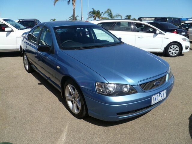 Used Ford Falcon XT, Cheltenham, 2005 Ford Falcon XT Sedan
