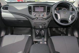 2018 Mitsubishi Triton GLX Double Cab ADAS Utility.