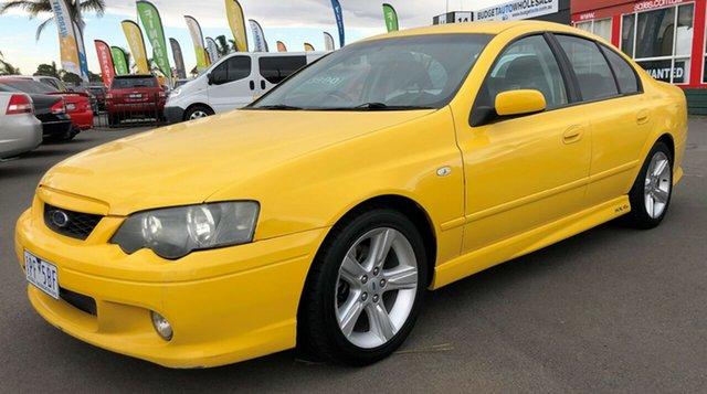 Used Ford Falcon XR6 RAPID, Cheltenham, 2005 Ford Falcon XR6 RAPID Sedan