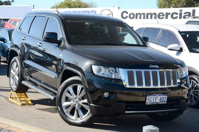 Used Jeep Grand Cherokee Limited 70th Anniversary (4x4), Mandurah, 2011 Jeep Grand Cherokee Limited 70th Anniversary (4x4) Wagon