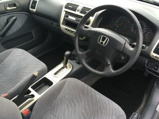 2000 Honda Civic GLI Sport Sedan.