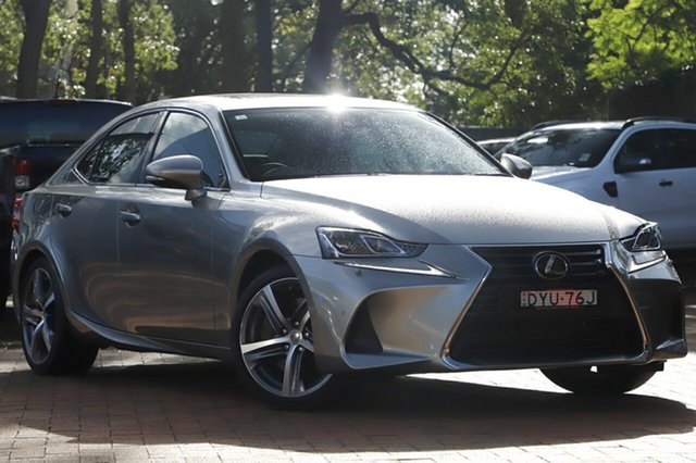 Used Lexus IS350 Sports Luxury, Narellan, 2018 Lexus IS350 Sports Luxury Sedan