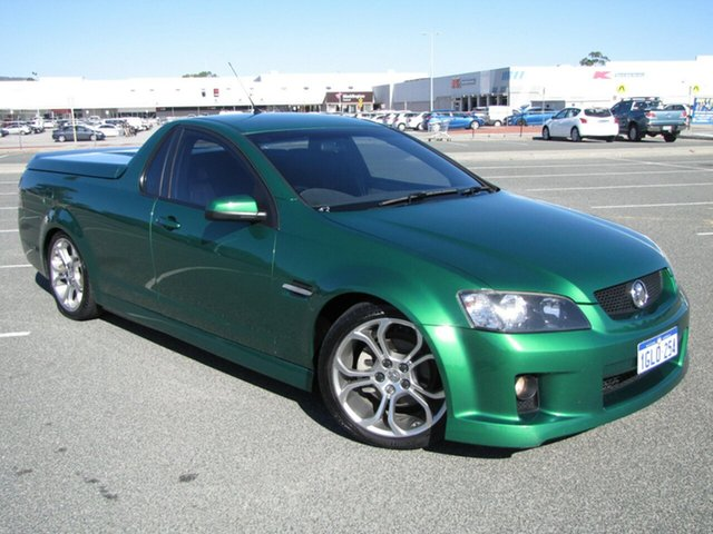 Used Holden Ute SV6, Maddington, 2010 Holden Ute SV6 Utility