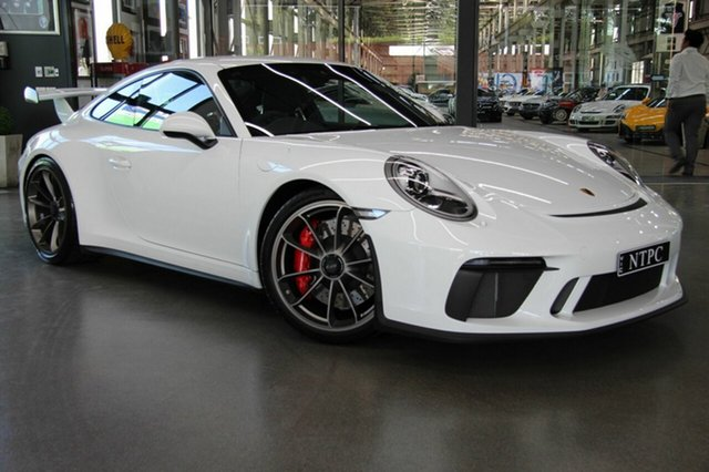 Used Porsche 911 GT3 PDK, North Melbourne, 2018 Porsche 911 GT3 PDK Coupe