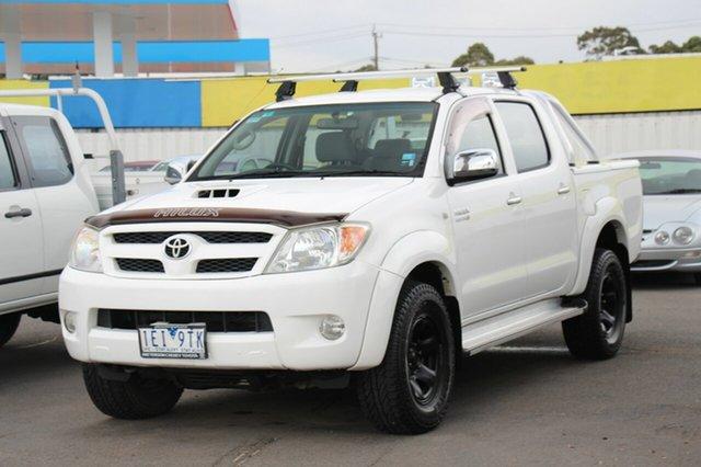 Used Toyota Hilux SR5, Cheltenham, 2008 Toyota Hilux SR5 Utility