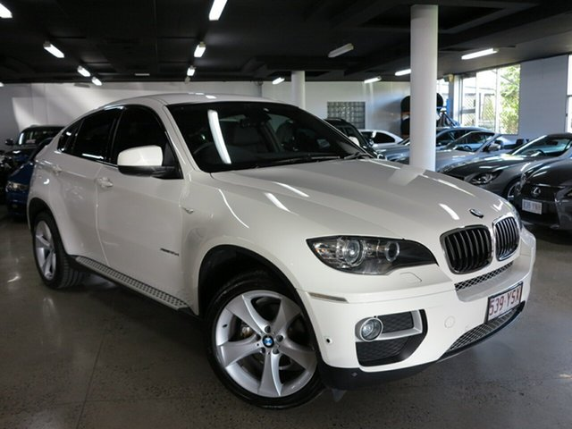 Used BMW X6 xDrive30d Coupe Steptronic, Albion, 2013 BMW X6 xDrive30d Coupe Steptronic Wagon
