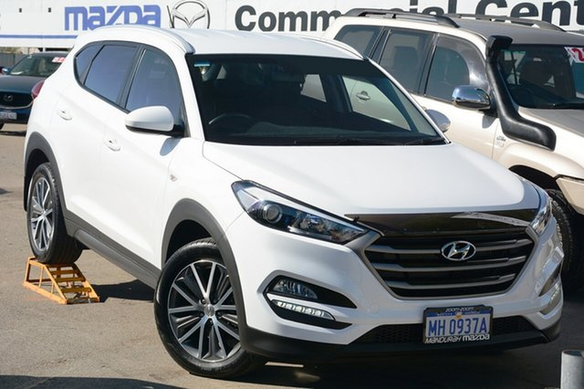 Used Hyundai Tucson Active X (FWD), Mandurah, 2016 Hyundai Tucson Active X (FWD) Wagon