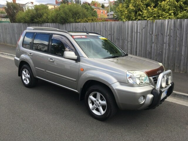 Used Nissan X-Trail TI (4x4), North Hobart, 2003 Nissan X-Trail TI (4x4) Wagon