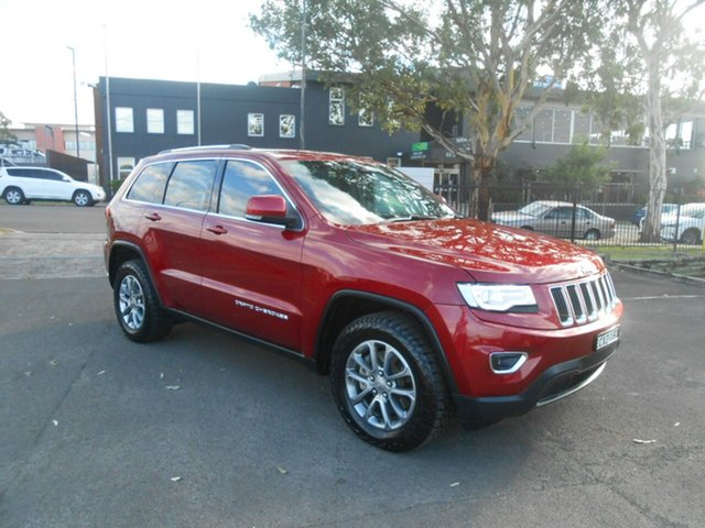 Used Jeep Grand Cherokee Laredo, Nowra, 2014 Jeep Grand Cherokee Laredo Wagon