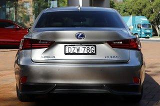 2013 Lexus IS300H Luxury Sedan.