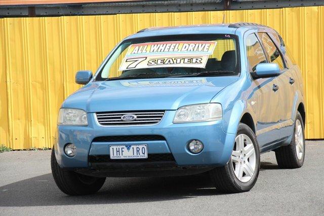 Used Ford Territory Ghia AWD, Cheltenham, 2005 Ford Territory Ghia AWD Wagon