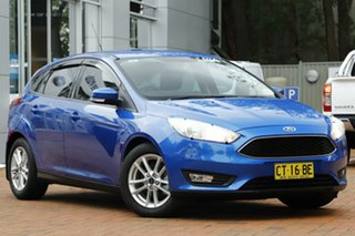 2017 Ford Focus Trend Hatchback.