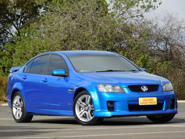 Used Holden Commodore SV6, Enfield, 2009 Holden Commodore SV6 Sedan