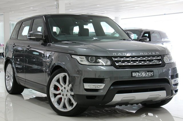 Used Land Rover Range Rover Sport 3.0 SDV6 HSE, Concord, 2015 Land Rover Range Rover Sport 3.0 SDV6 HSE Wagon