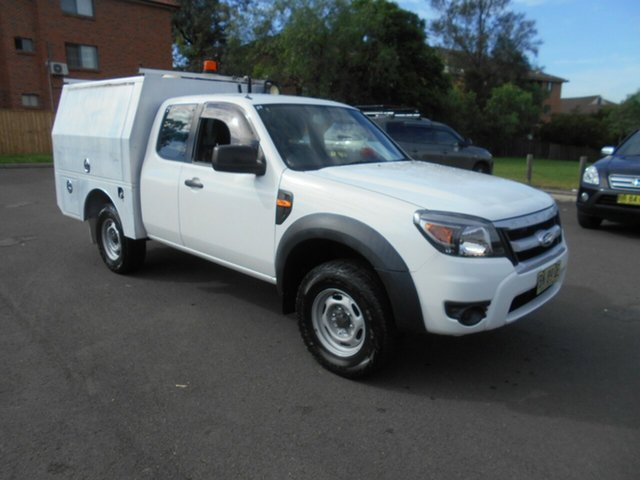 Used Ford Ranger XL (4x4), Bankstown, 2011 Ford Ranger XL (4x4) Super Cab Pickup