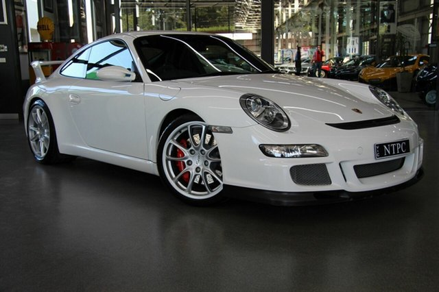 Used Porsche 911 GT3, North Melbourne, 2006 Porsche 911 GT3 Coupe