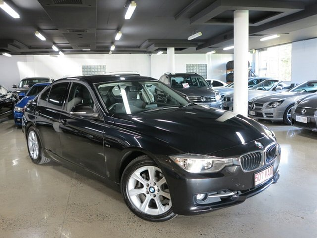 Used BMW 320i, Albion, 2013 BMW 320i Sedan
