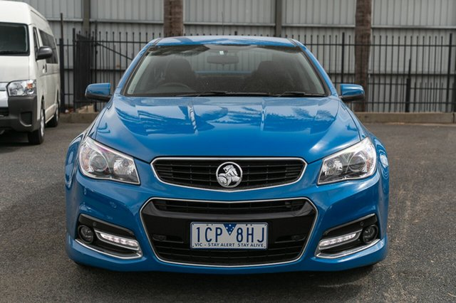 Used Holden Commodore SV6 Storm, Oakleigh, 2014 Holden Commodore SV6 Storm VF Sedan