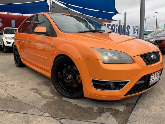 Used Ford Focus XR5 Turbo, Mundingburra, 2007 Ford Focus XR5 Turbo Hatchback