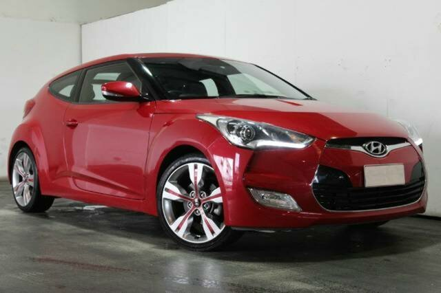 Used Hyundai Veloster Coupe D-CT, Underwood, 2012 Hyundai Veloster Coupe D-CT Hatchback