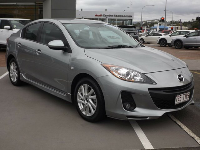 Used Mazda 3 Maxx Activematic Sport, Toowoomba, 2013 Mazda 3 Maxx Activematic Sport Sedan