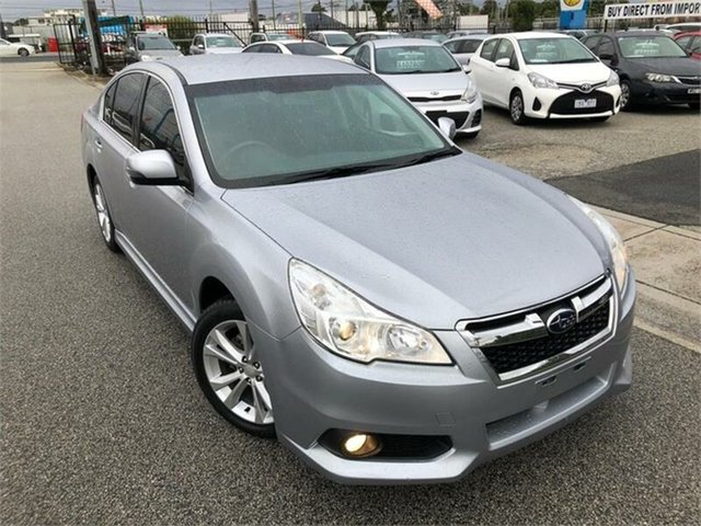 Used Subaru Liberty 2.5I, Cheltenham, 2014 Subaru Liberty 2.5I Sedan