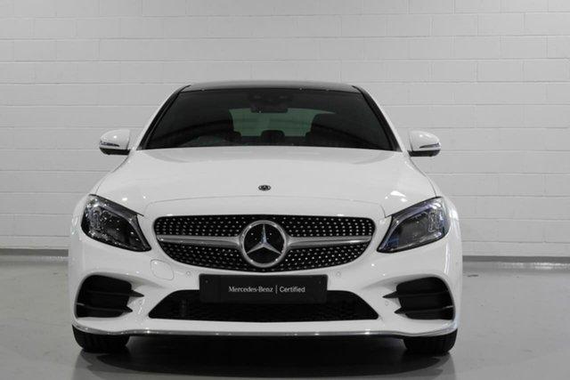 Used Mercedes-Benz C300 9G-Tronic, Narellan, 2018 Mercedes-Benz C300 9G-Tronic Sedan