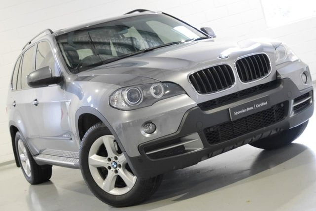 Used BMW X5 xDrive30d Steptronic Executive, Warwick Farm, 2009 BMW X5 xDrive30d Steptronic Executive Wagon