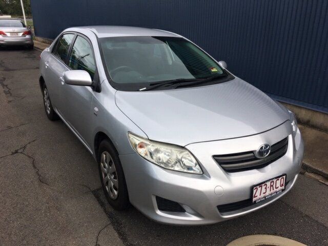 Used Toyota Corolla Ascent, North Rockhampton, 2008 Toyota Corolla Ascent Sedan