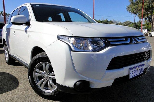Used Mitsubishi Outlander ES 4WD, Bellevue, 2012 Mitsubishi Outlander ES 4WD Wagon