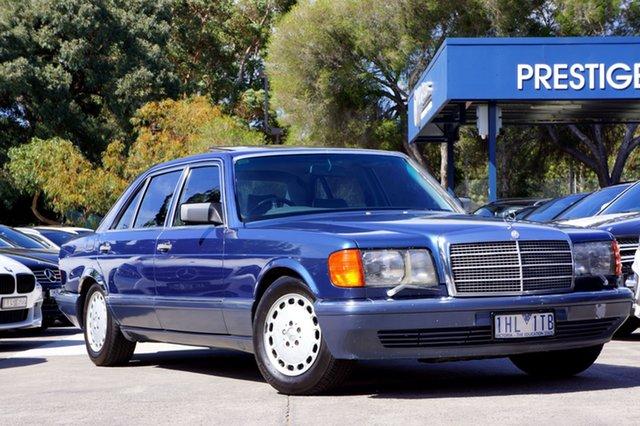 Used Mercedes-Benz 420SEL, Balwyn, 1990 Mercedes-Benz 420SEL Sedan